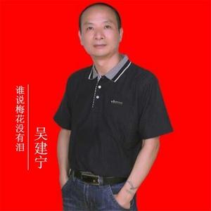 谁说梅花没有泪(热度:59)由开心老顽童翻唱,原唱歌手吴建宁