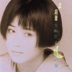 你看你看月亮的脸(热度:27)由小雨翻唱,原唱歌手孟庭苇