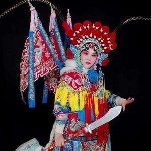 【越调】收姜维 四千岁你莫要羞愧难当原唱是小凤梅(刘培英),由笑对人生翻唱(试听次数:100)