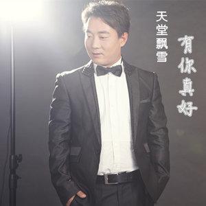 有你真好(无和声版)由华哥演唱(原唱:天堂飘雪)