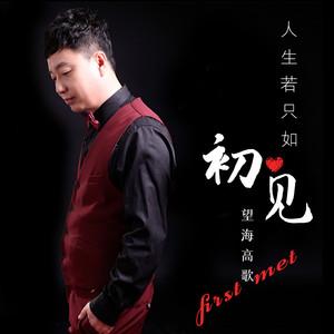 人生若只如初见(热度:35)由李笑宇翻唱,原唱歌手望海高歌