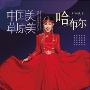 中国美草原美(3D版)由草原之星演唱(原唱:哈布尔)