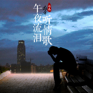 午夜流泪听情歌由珍惜演唱(原唱:龙奔)