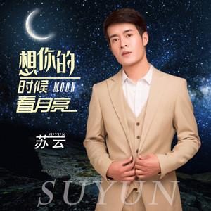 想你的时候看月亮(热度:25)由风和日丽翻唱,原唱歌手苏云