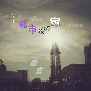 我的城市没有家(热度:118)由海哥翻唱,原唱歌手唐古