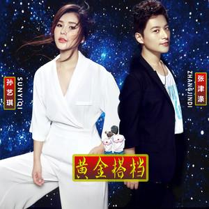黄金搭档由晴天演唱(原唱:孙艺琪/张津涤)
