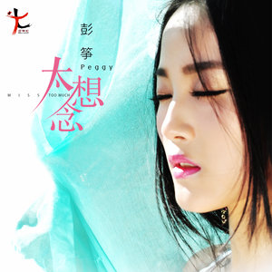 太想念(热度:603)由闲云翻唱,原唱歌手彭筝