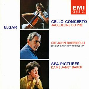 杜普蕾-埃尔加大提琴协奏曲图片