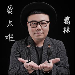 爱太难(热度:49)由翰王翻唱,原唱歌手葛林