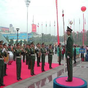 中国人民志愿军军歌由田妞爷爷演唱(原唱:群星)