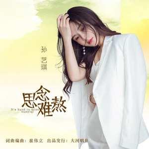 思念难熬(热度:22)由自由人军哥翻唱,原唱歌手孙艺琪