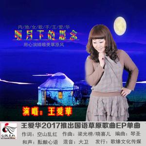 明月下的思念(热度:20)由敏敏翻唱,原唱歌手王爱华