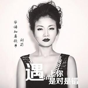 遇上你是对是错(新版)(热度:17)由丽丽翻唱,原唱歌手刘莉