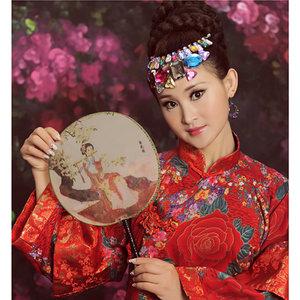 花桥流水(合唱)原唱是纳兰珠儿/高安,由美希的奶奶,爱唱戏翻唱(播放:11)