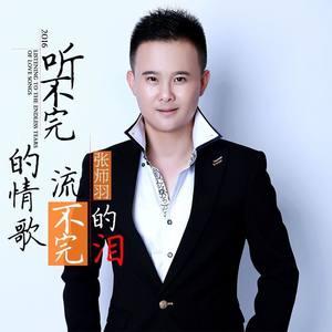 听不完的情歌流不完的泪(热度:130)由兵心苦咖啡翻唱,原唱歌手张师羽