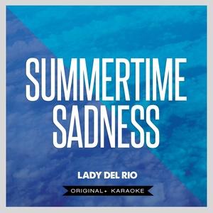 summertime sadness(karaoke version)