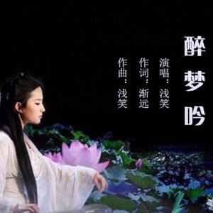 醉梦吟(热度:109)由高山流水翻唱,原唱歌手浅笑