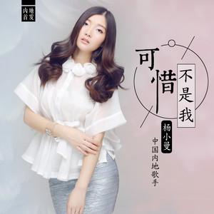 可惜不是我(热度:35)由清风味道翻唱,原唱歌手杨小曼