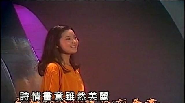 又见炊烟(Album Version)(热度:94)由云翻唱,原唱歌手邓丽君