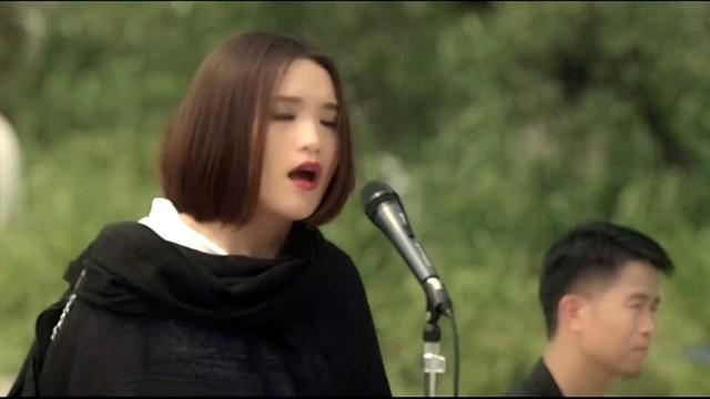 再见只是陌生人在线听(原唱是庄心妍),麦其香--祁氏音乐演唱点播:32次