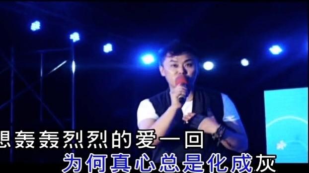 叹情歌由谢卫演唱(原唱:高安)