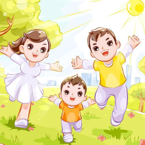母亲由大贝十1岁演唱(原唱:赵书萱)