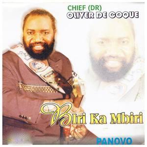 Chief Dr. Oliver De Coque