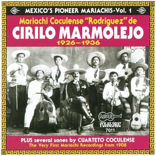 Mariachi Coculense de Cirilo Marmolejo