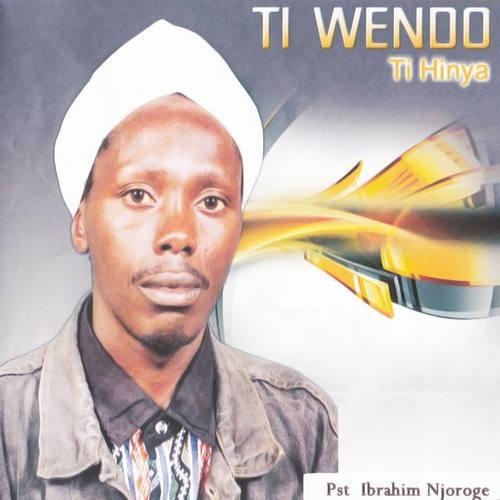 Pst Ibrahim Njoroge