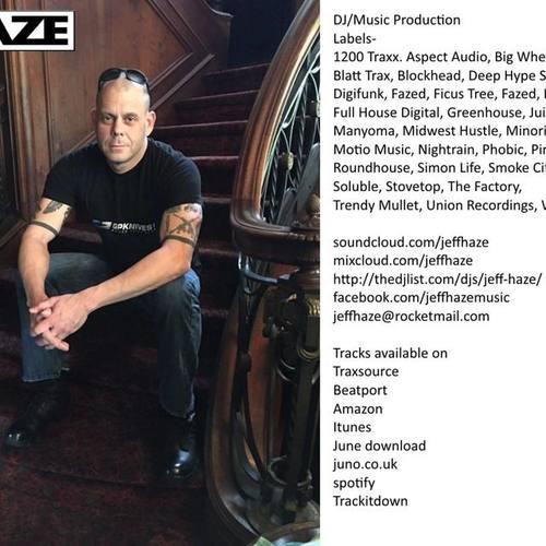 Jeff Haze