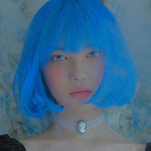 Blue. D