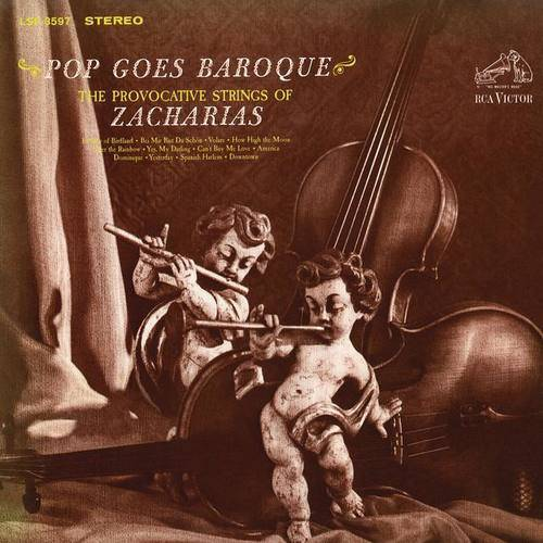 Provocative Strings Of Zacharias