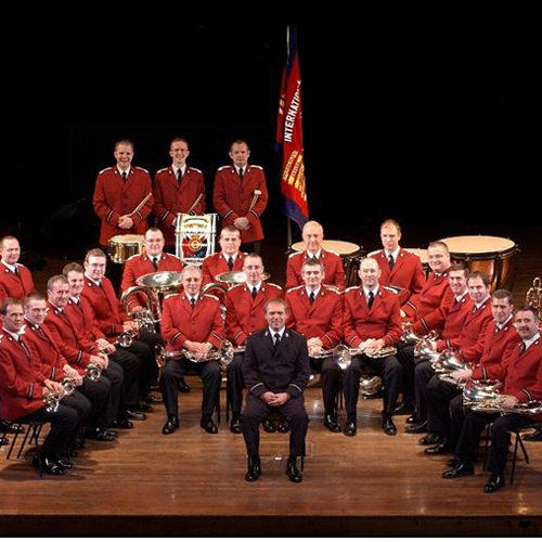 International Staff Band Salvation Army