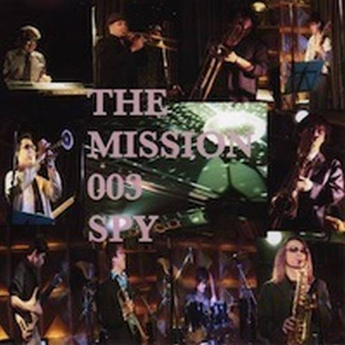 funky brass rock band SPY