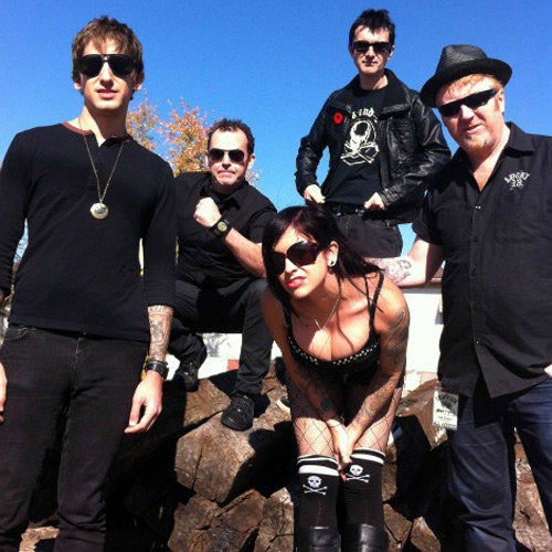 Download song The Mahones with list Albums