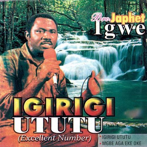 Bro. Japhet Igwe