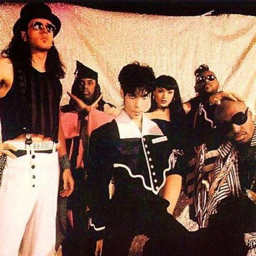 Prince & The New Power Generation ดาวน์โหลดและฟังเพลงฮิตจาก Prince & The New Power Generation