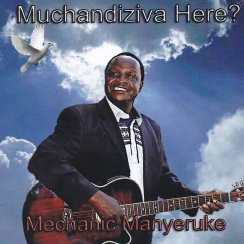 Mechanic Manyeruke