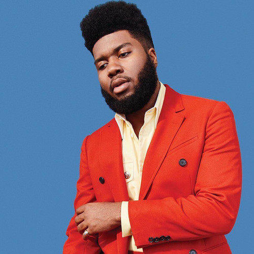 Khalid<br />Latest Release