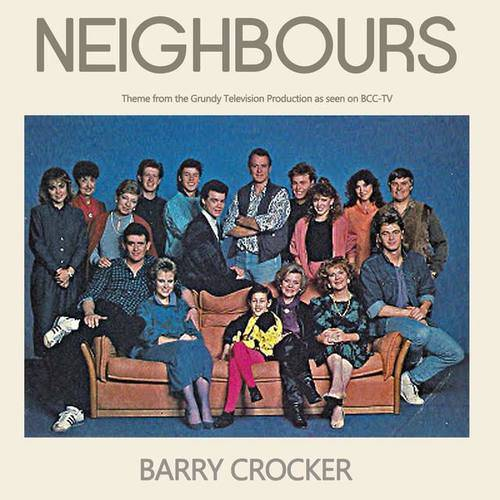 Barry Crocker