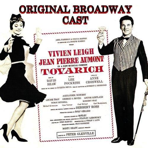 Original Broadway Cast of 'Tovarich'