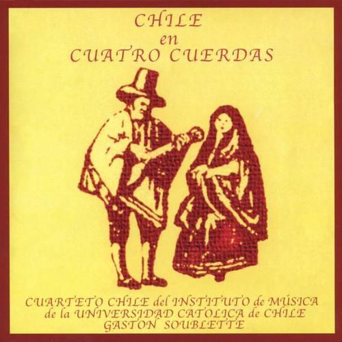 Cuarteto Chile del Instituto de Musica de la Universidad Catolica de Chile