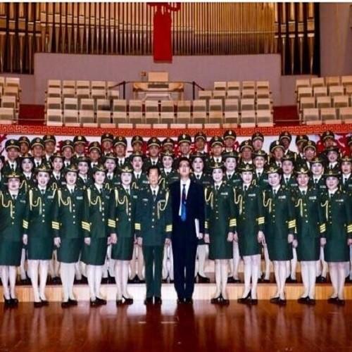 中國人民解放軍總政治部歌舞團