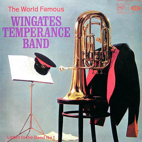 Wingates Temperance Band