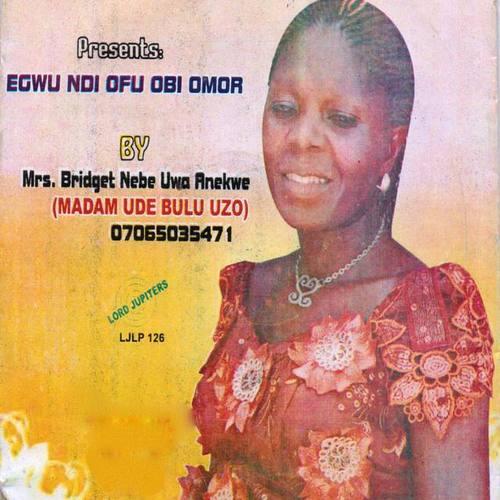 Mrs. Bridget Nebe Uwa Anekwe