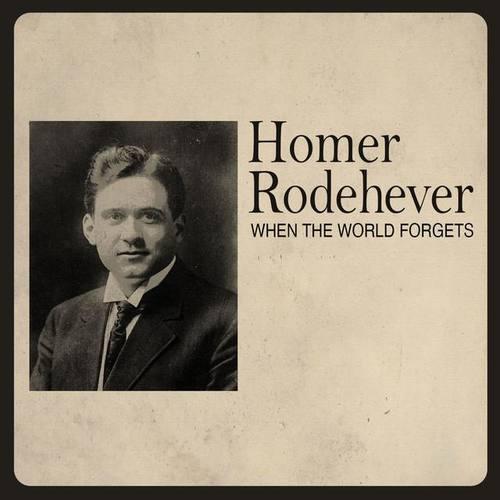Homer Rodehever