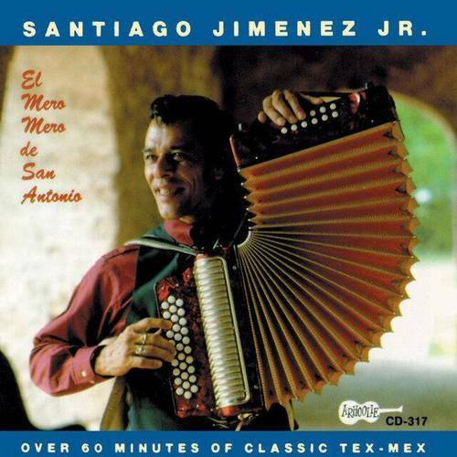 Santiago Jimenez Jr.