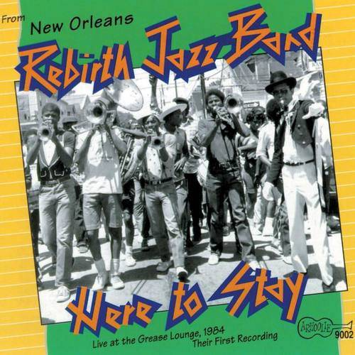 Rebirth Jazz Band