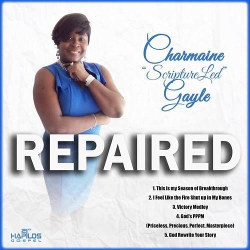 "Charmaine ""ScriptureLed"" Gayle"