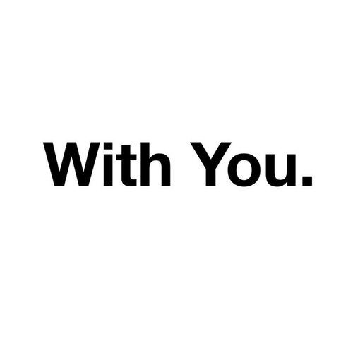 With You.